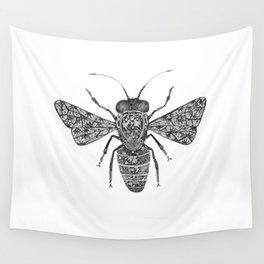 Savannah Bee Wall Tapestry