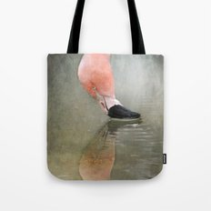 Narcissus in pink.... Tote Bag