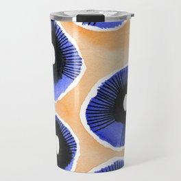 Poppy Eyed Travel Mug