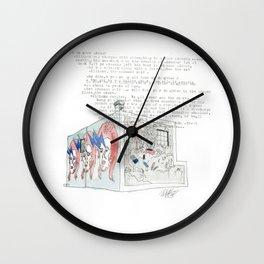 44 Ghuznee Street Wall Clock