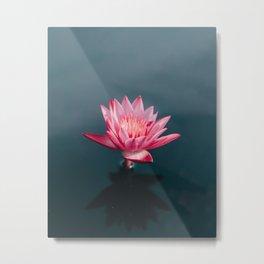 lotus #society6 #decor #buyart Metal Print