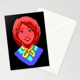Meet Nancy Maple - The Crimson Diamond Stationery Cards