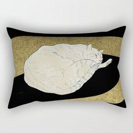 cat Rectangular Pillow