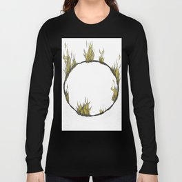 Dark Sign Colour Long Sleeve T-shirt