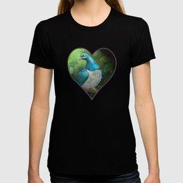 NZ Native Pigeon Kereru T-shirt