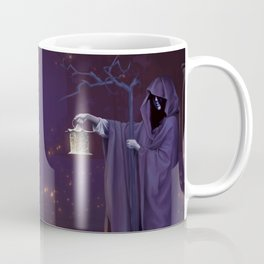 A Witch in the Woods Coffee Mug