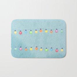 Fairy Lights Bath Mat