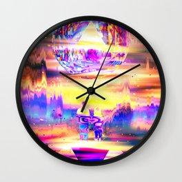 Artistic CV - New World Wall Clock
