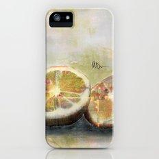 Lemons iPhone (5, 5s) Slim Case