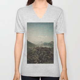 a piece of heaven Unisex V-Neck