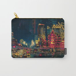 Welcome to Vegas/ Anthony Presley Photo Print Carry-All Pouch
