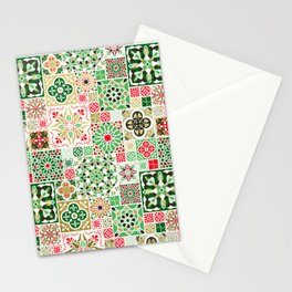 Moroccan Christmas Stationery Cards