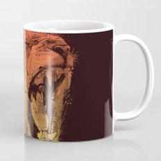 FIERCE LION Mug