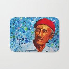 Jacques Cousteau Bath Mat