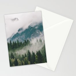 Vancouver Fog Stationery Cards
