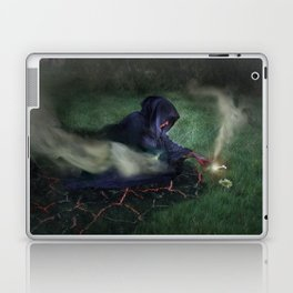 The Epitome of Man Laptop & iPad Skin