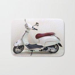 Vespa Motorbike Bath Mat