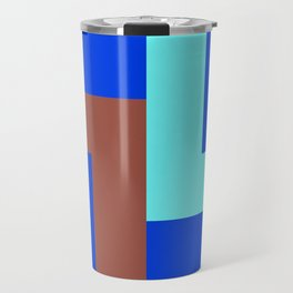 Modular Stripes Travel Mug