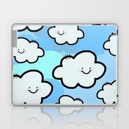 Cheery Cloud Cluster Laptop & iPad Skin