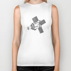 Satellite of Love Biker Tank