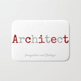 Architect Bath Mat