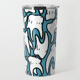 Full of Teeth II Travel Mug