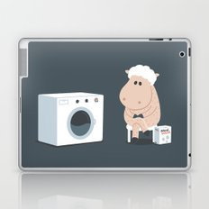 Wool wash Laptop & iPad Skin