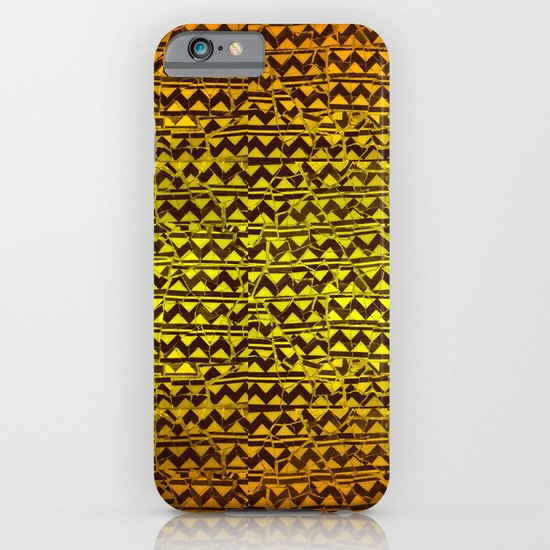 mosaic stripes iPhone & iPod Case