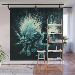 Werewolf. Wall Mural