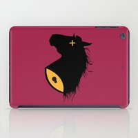 the godfather iPad Cases featuring The Godfather by FilmsQuiz