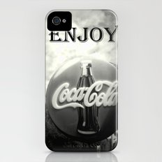 Coca Cola #2 Slim Case iPhone (4, 4s)