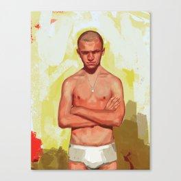 ESCOORPION / KITO MUÑOZ Canvas Print