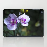 orchid iPad Cases featuring Orchid by MVision Photography