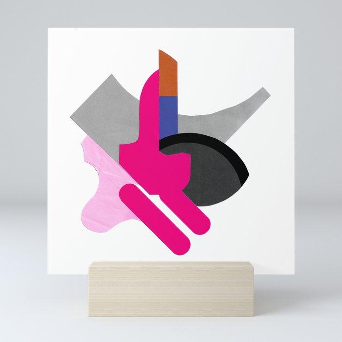 Allegory Mini Art Print