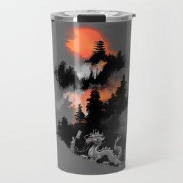 A samurai's life Travel Mug