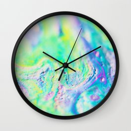 Unicorn S**t Alternative Wall Clock