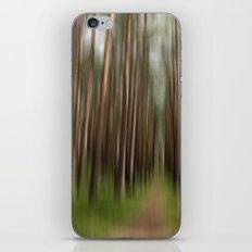 Rügenwald no.4 iPhone & iPod Skin