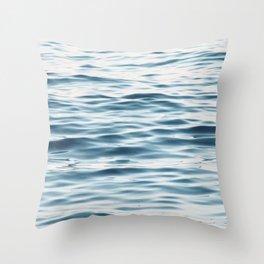 shadows sea I Throw Pillow
