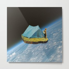 Space camp Metal Print