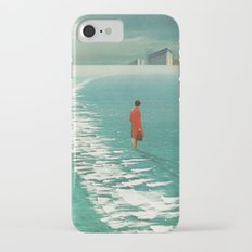 Waiting For The Cities To Fade Out iPhone 7 Slim Case
