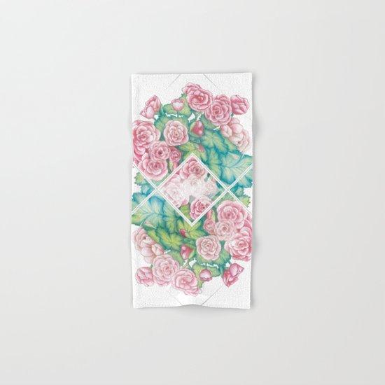 Flores Hand & Bath Towel