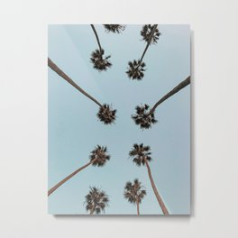 palm trees xxviii Metal Print