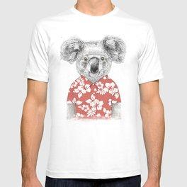Summer koala T-shirt