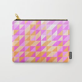 distressed purples Carry-All Pouch