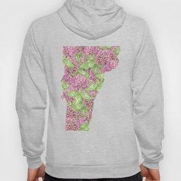 Vermont in Flowers Hoody
