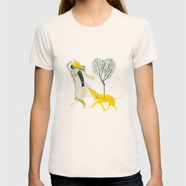 LOVE AND DOGS T-shirt
