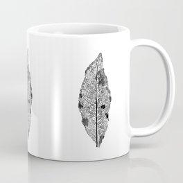 Leaf Skeleton PB Coffee Mug