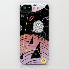 Superboles h4 iPhone Case