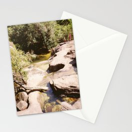 Ubon Ratchathani Thailand - Waterfalls II Stationery Cards
