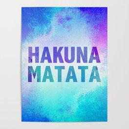 Hakuna Matata III Poster